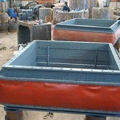 史利珂生产的非金属补偿器耐高温纤维织物补偿器