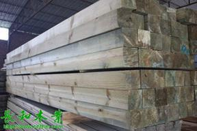 防腐木选长和南方松防腐木干燥足尺
