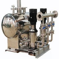 无负压变频调速给水设备