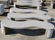 花岗岩S形长凳GCF512