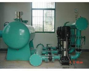 无负压水处理设备