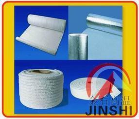 山东金石供应陶瓷纤维布防火毯 硅酸铝保温隔热材料