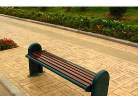 上海彩色压模地坪施工要求和步骤
