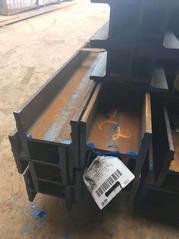 米塔尔厂家代理HEB120欧标H型钢S355JR