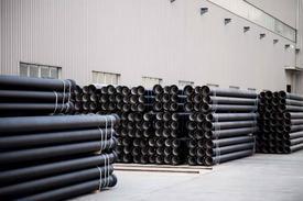 泫氏铸铁管 球磨铸铁管 W型铸铁管 柔性铸铁管