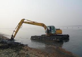 兴盛水陆两用挖掘机