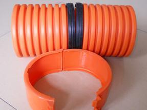 MPP波纹管生产线--MPP电力波纹管设备