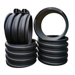 HDPE多肋增强缠绕波纹管(B型管)DN300