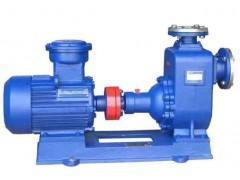 100CYZ-A-80自吸式输油泵(防爆)厂家直销
