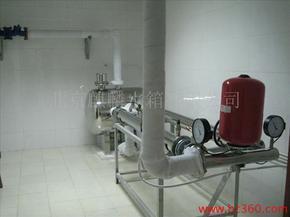 低噪声无负压供水设备北京麒麟公司