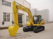 沃尔华厂家直销DLS160-9 15.7吨履带式液压挖掘机