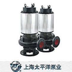 JYWQ型自动搅匀潜水式排污泵