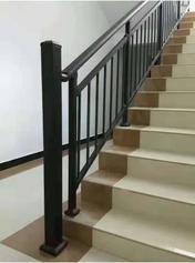 江苏锌钢楼梯扶手  户外栏杆 小区走廊扶手定制