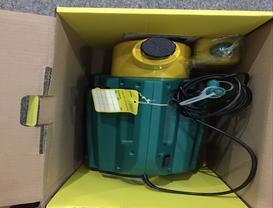 瑞士威科真空泵RL-2/RL-4/RL-8/RD-320系列便携式双极电动真空泵