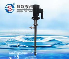 HT系列螺杆式插桶泵