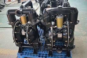 国产2寸气动隔膜泵BQG350/0.2东达泵业