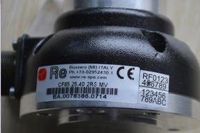 进口意大利RE位移传感器CF120.100.52 2RS配套放大器PYXIS