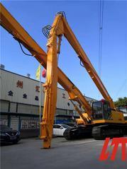 斗山215挖机16米加长臂销售