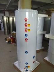 供应生活热水水箱可配空气源热泵地源热泵三联供机组