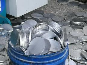 中旺厂家销售底价销售7075T6铝板可代加工切割钻孔功牙