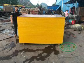 山东清水建筑模板 工地木板