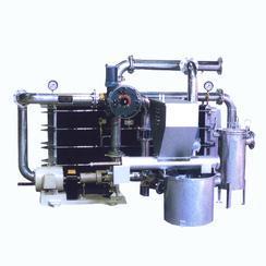 游泳池水处理设备可逆式硅藻土过滤机