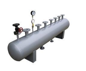 立式卧式地热分集水器地暖分集水器价格