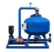 HGBMF冷却循环水用介质高速过滤系统