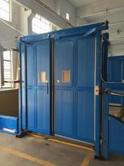 矿用避难硐室防爆门,避难硐室密闭门和利隆牌安全可靠