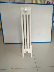 钢制柱翼型散热器钢管柱形暖气片GZ406-1.0