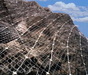 边坡防护网-主动防护网-主动网