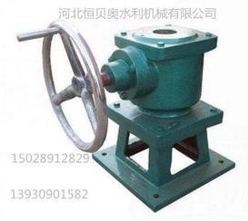 恒贝奥水利专业生产启闭机--手轮螺杆式启闭机、手摇螺杆式启闭机