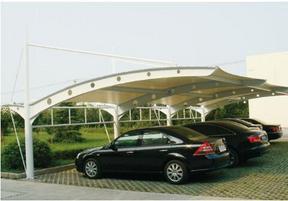 停车棚钢结构停车棚膜结构停车棚