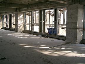 纤维增强复式钢结构阁楼板