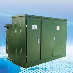 ZGS-120.4型组合式箱式变电站(美式)德州隆贵牌