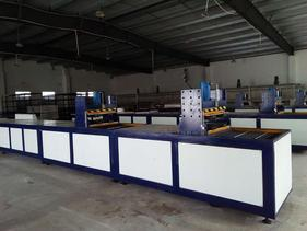 玻璃钢拉挤机玻璃钢拉挤生产线专业生产供应济南鼎和顺机械