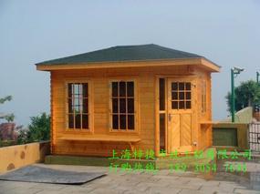木质岗亭 移动售货亭 景区收费亭
