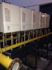 環保燃氣熱水鍋爐 大型商用燃氣熱水鍋爐 燃氣鍋爐