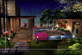 深圳花园设计可以做地被的植物很多