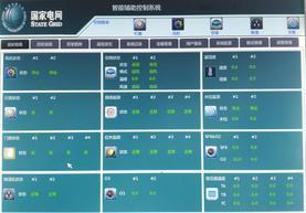 配电室智能辅助环境控制系统终端