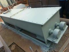 高耐磨特种合金或复陶瓷SJ双轴粉尘加湿机