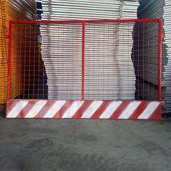 建筑工地临边护栏网 基坑安全隔离防护栏 临边隔离围栏网