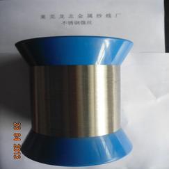 316L(纺纱))不锈钢丝
