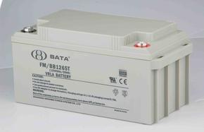 EPS消防应急电源用蓄电池