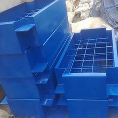 减震器台座空调水泵减振台座风机惰性减振浮台减振厂家直销
