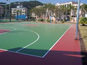 悬浮地板篮球场新标准建设厂家