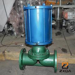 工业级气动隔膜阀