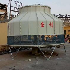 陕西冷却塔 350吨