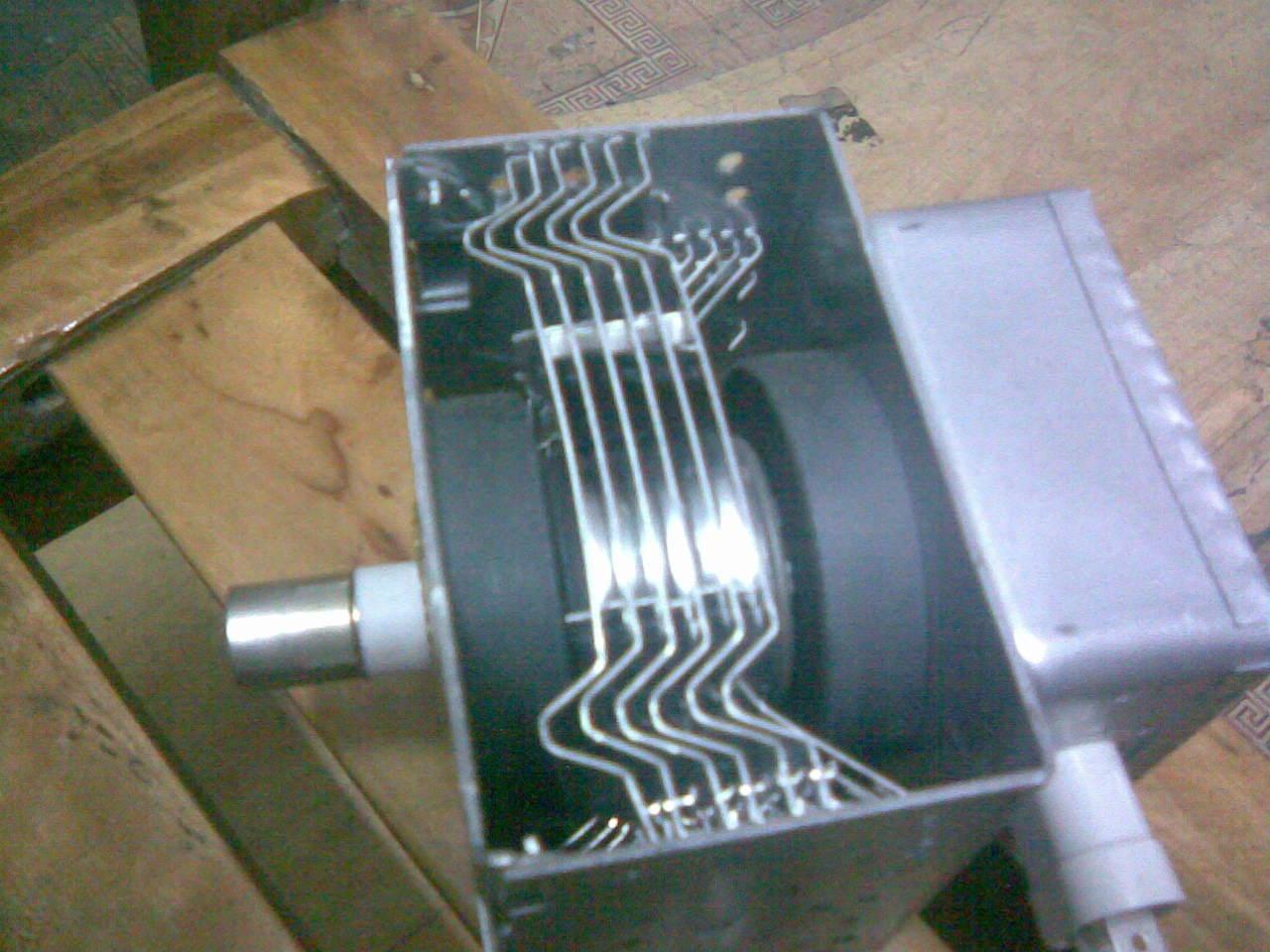 微波炉磁控管检测_磁控管_CO土木在线