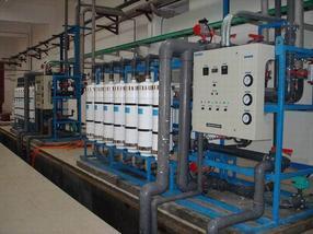 30吨电镀中水回用印染废水处理设备